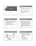 Bài giảng Chương 16: Nhóm và làm việc nhóm - TS. Lê Hiếu Học