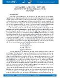 Phân tích 13 câu đầu bài thơ Vội vàng của Xuân Diệu