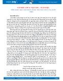 Tổng hợp 7 bài cảm nhận về bài thơ Vội vàng của Xuân Diệu