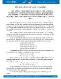 """Làm rõ quá trình hiện đại hóa thơ ca thời kì từ đầu thế kỉ XX đến cách mạng tháng 8 năm 1945 qua việc phân tích, so sánh các bài thơ """"Lưu biệt khi xuất dương'' của Phan Bội Châu, ''Hầu trời'' của Tản Đà, ''Vội vàng'' của Xuân Diệu"""