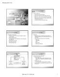 Bài giảng Quản trị học: Chương 17 - TS. Lê Hiếu Học
