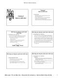 Bài giảng Khoa học quản lý: Chương 8 - TS. Lê Hiếu Học
