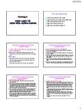Bài giảng Luật chứng khoán: Chương 5 - Pháp luật về chào bán chứng khoán