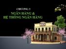 Bài giảng Tài chính học: Chương 3 - GV: Lê Thị Tuyết