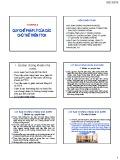 Bài giảng Luật chứng khoán: Chương 4 - Quy chế pháp lý của các chủ thể trên TTCK