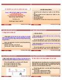 Bài giảng Lý thuyết xác suất và thống kê toán - Nguyễn Như Quân