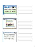 Bài giảng Tin học Quản lý SPSS: Chương 3 - Phạm thị Mộng Hằng