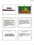 Bài giảng Luật chứng khoán: Chương 6 - Pháp luật về tổ chức giao dịch chứng khoán