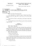 Thông tư số 28/2013/TT-BCA