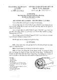 Quyết định số 408/QĐ-LĐTBXH
