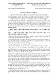 Thông tư liên tịch số 15/2004/TTLT/BLĐTBXH-BYT