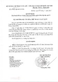 Quyết định số 1058/QĐ-BVHTTDL
