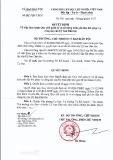 Quyết định số 676/QĐ-UBDT