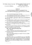 Thông tư số 26/2014/TT-BVHTTDL