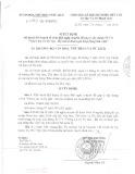 Quyết định số 2369/QĐ-BVHTTDL