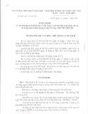 Quyết định số 2484/QĐ-BVHTTDL