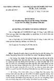 Quyết định số 1296/QĐ-VPCP năm 2008