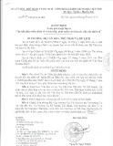 Quyết định số 2723/QĐ-BVHTTDL