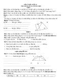 Bài tập tiếng Việt và Toán lớp 2 tuần 10
