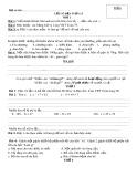 Bài tập tiếng Việt và Toán lớp 2 tuần 15