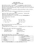 Bài tập tiếng Việt và Toán lớp 2 tuần 7