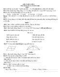 Bài tập tiếng Việt và Toán lớp 2 tuần 9
