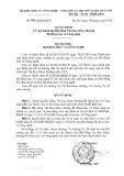 Quyết định số 1791/QĐ-BKHCN