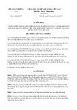 Quyết định số 433/QĐ-BCT