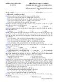 Đề kiểm tra HK 1 môn GDCD lớp 10 năm 2017-2018 - THTP Đồng Đậu - Mã đề 311