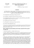 Nghị định số 49/2016/NĐ-CP