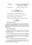 Nghị định số 143/2017/NĐ-CP