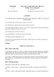 Nghị định số 109/2013/NĐ-CP