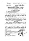 Quyết định số 2285/QĐ-BTP