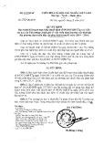 Quyết định số 2143/QĐ-BTP