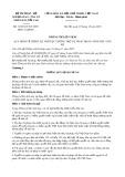 Thông tư liên tịch số 12/2016/TTLT-BTP-BNG-TANDTC