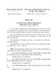 Thông tư số 52/2012/TT-BGTVT