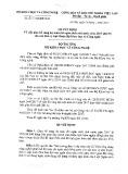 Quyết định số 2888/QĐ-BKHCN