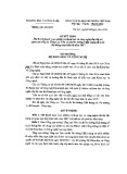 Quyết định số 904/QĐ-BKHCN