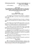 Quyết định số 3764/QĐ-BKHCN
