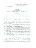 Quyết định số 3221/QĐ-BKHCN
