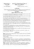 Quyết định số 1059/QĐ-BKHCN