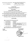 Quyết định số 1736/QĐ-BKHCN
