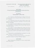 Quyết định số 3412/QĐ-BKHCN
