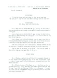 Quyết định số 99/QĐ-BKHCN