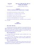 Nghị định số 213/2013/NĐ-CP