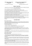 Thông tư liên tịch số 112/2015/TTLT-BTC-BKHCN
