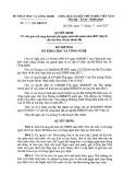 Quyết định số 2514/QĐ-BKHCN