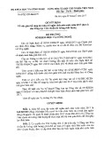 Quyết định số 2092/QĐ-BKHCN