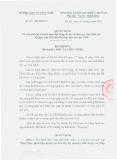 Quyết định số 154/QĐ-BKHCN