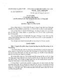 Quyết định số 2058/QĐ-BKHCN